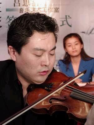 小提琴大师吕思清携手君士文化